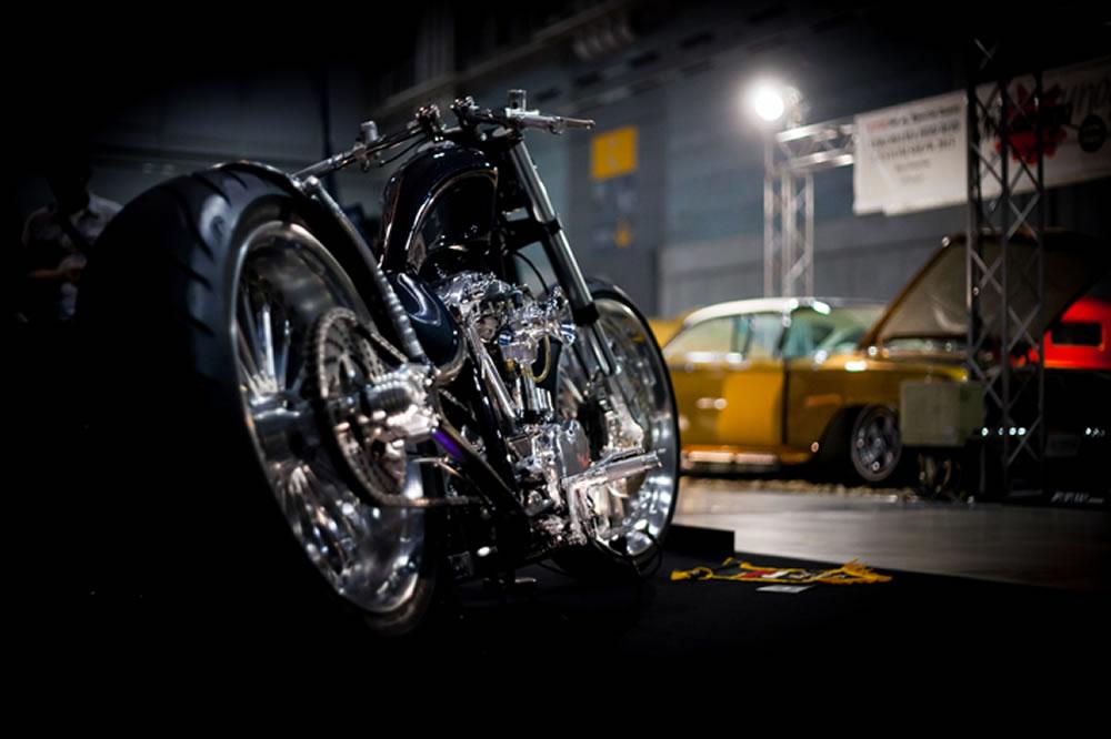 Vida motorcycle
