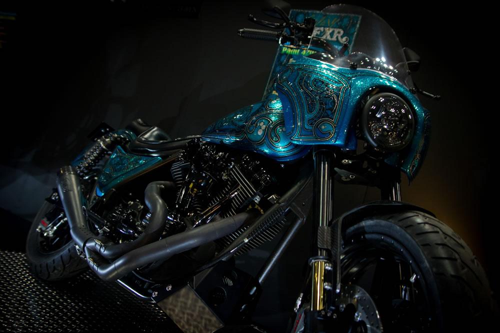 Vida motorcycle HAKATA
