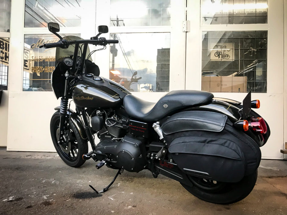 for sale FXDXT Vida motorcycle