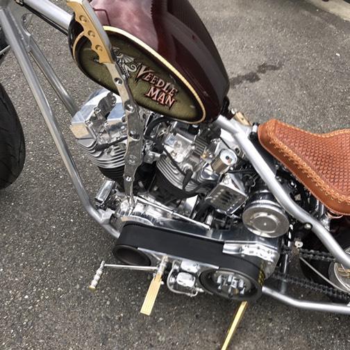 [GALLERY]S&S Shovel Veedleman|Vida motorcycle