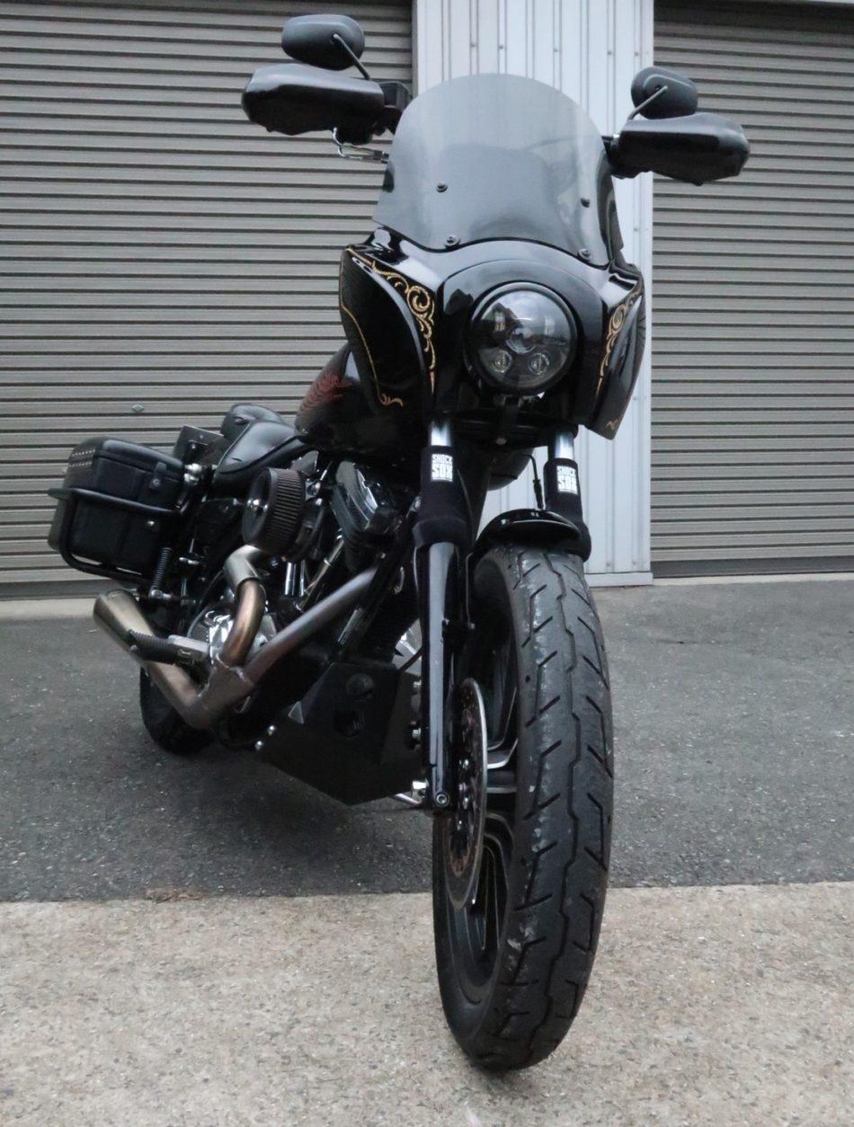 for sale 1991FXRSC|Vida motorcycle