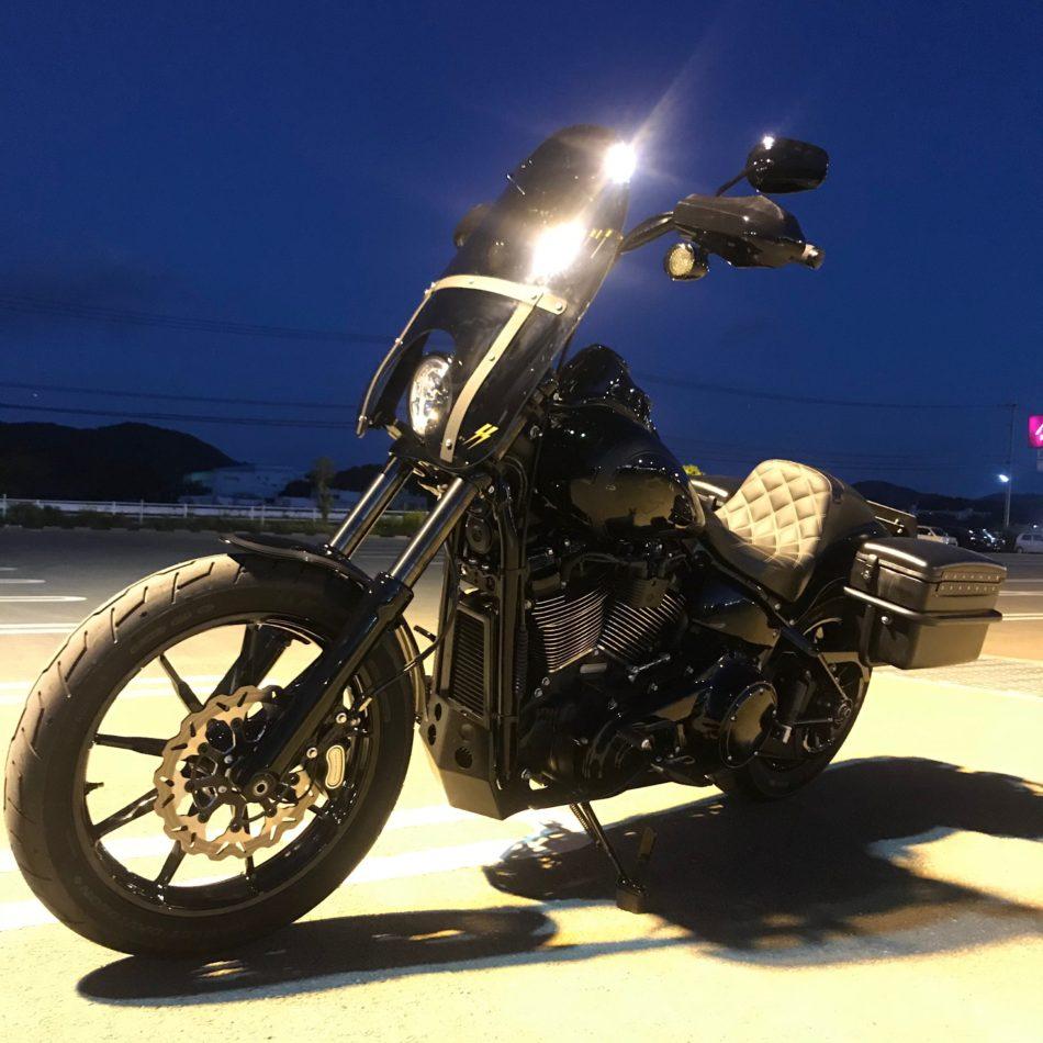 [GALLERY]2018FXLR Lowrider|Vida motorcycle